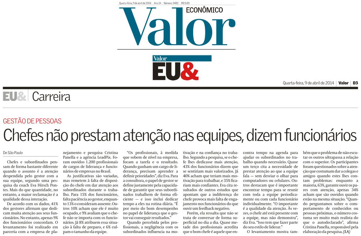 Valor Econômico_Eu & Carreira_9_4_2014